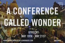 A Conference Called Wonder